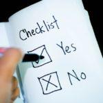 起業する前に確認すべき6つのチェックポイント